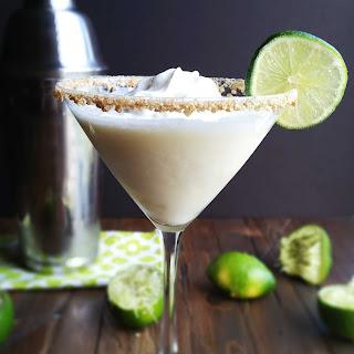 Key Lime Pie Martini Recipes