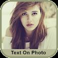 Photext-Text on Photo