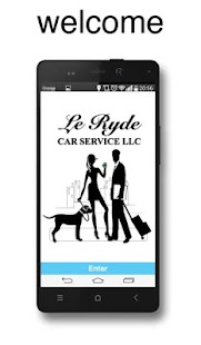 Le Ryde Car Service - screenshot