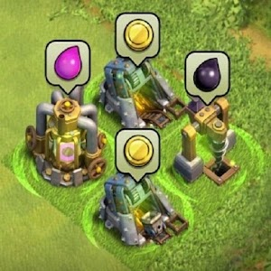 Gold Elixir for COC