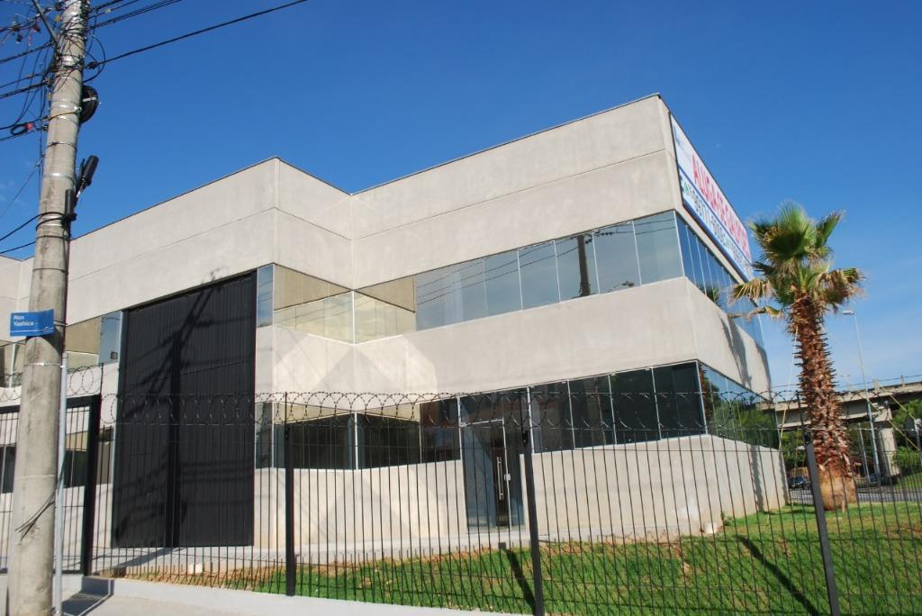 Galpão para alugar, 626 m² por R$ 11.500/mês - Jardim Gonçalves - Sorocaba/SP