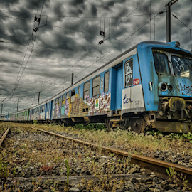 by Dragan Rakocevic - Transportation Trains (  )