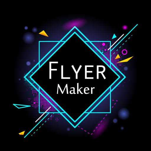 Flyer Maker, Poster Maker, Graphic Designer APK Cracked Download