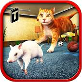 Free Download Angry Cat Vs. Mouse 2016 APK for Samsung
