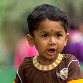 PEOPLE_1_2017 by Malay Maity - Babies & Children Children Candids ( child )