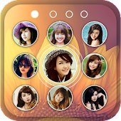 OS9 lock screen photo APK for Bluestacks