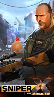 SNIPER X WITH JASON STATHAM- screenshot thumbnail