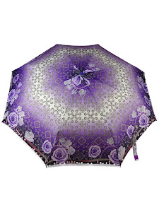 "Зонт ""Компакт S"", фиолетовый 3"