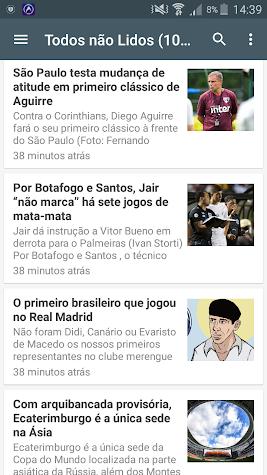 Futebol Brasileiro ao vivo 24 Screenshot