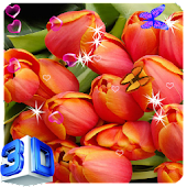App 3D Tulip Wallpapers APK for Kindle
