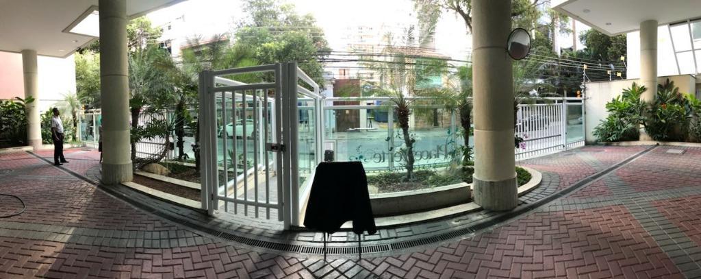 Apartamento residencial para locação, Botafogo, Rio de Janeiro.