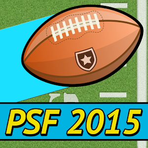 Cover art Pro Strategy Football 2015