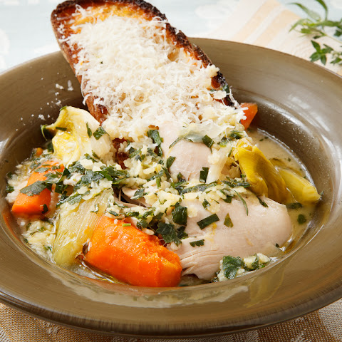 Oliver's Chicken Stew, in a pressure cooker
