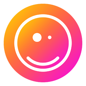 Driven by AI, Emolfi recognizes emotion and boost your selfie in sprinkles style APK Icon