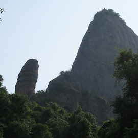 Phallic Yangyuan by Dennis  Ng - Landscapes Mountains & Hills (  )