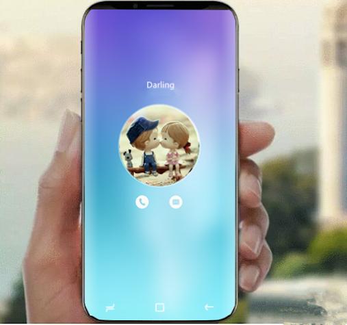 3D Galaxy S9 Note9 Launcher Screenshot