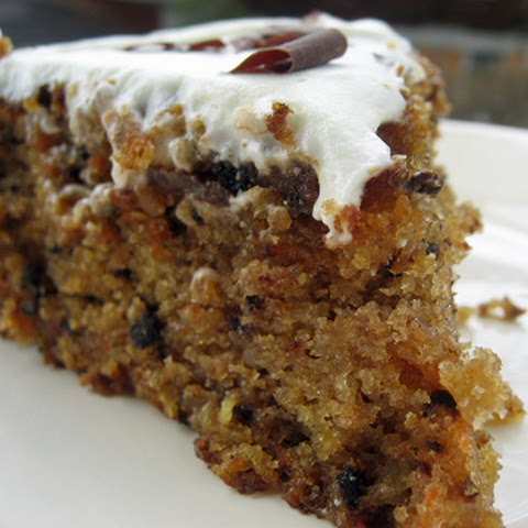 Ultra Moist Carrot Cake