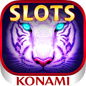 Game KONAMI Slots - Free Casino! APK for Kindle