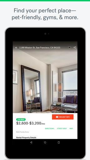 Trulia Rent Apartments & Homes screenshot 12