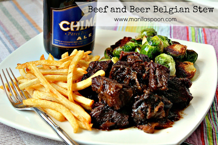 Beef And Beer Stew Recipes — Dishmaps
