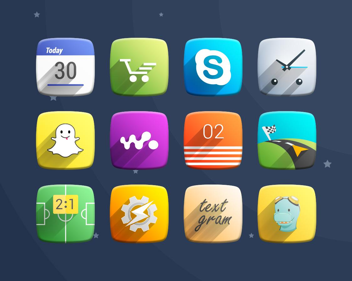 Space Z Icon Pack Theme Screenshot 8