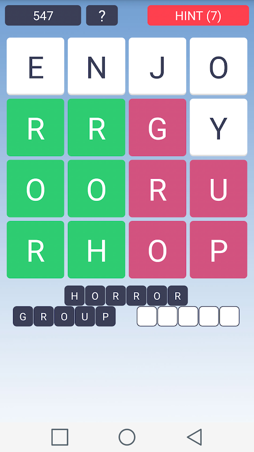 Word Puzzle Screenshot 5
