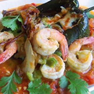 Chile Relleno With Shrimp Recipes