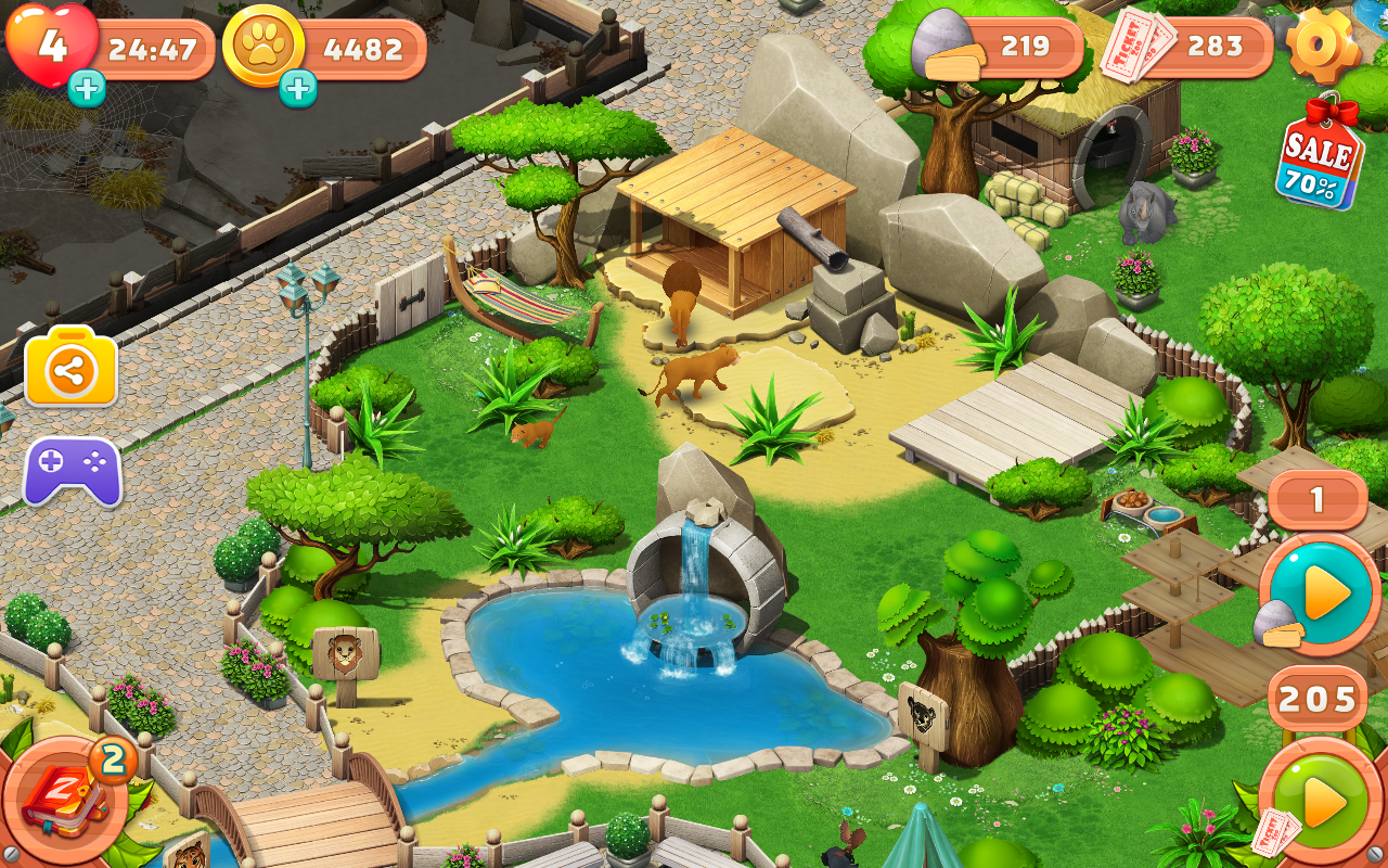 Family Zoo: The Story Screenshot 7
