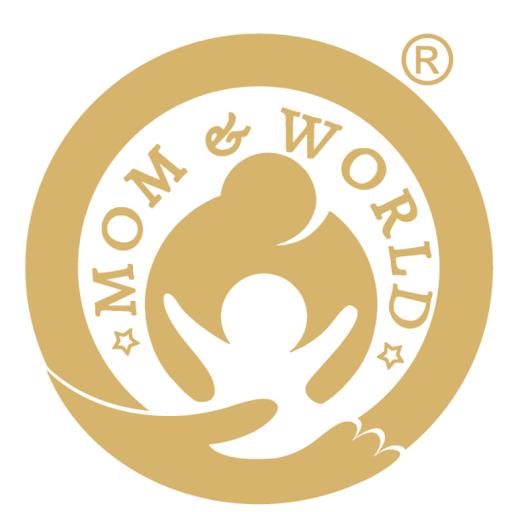 Mom and World, ,  logo