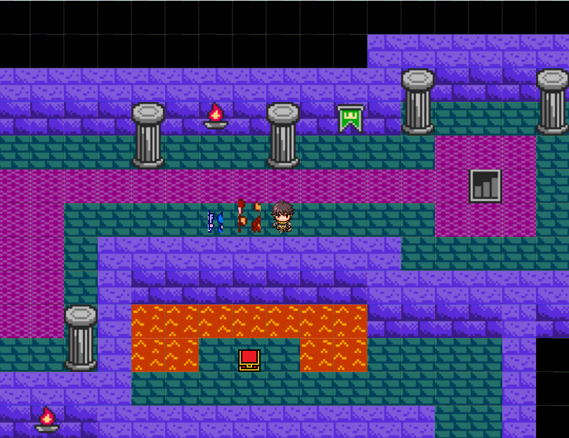 Legend of Phoenix - RPGVIDEO Screenshot 3