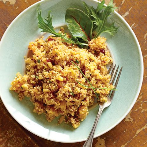 Orange Mango Quinoa