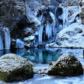 Vintgar pozimi by Bojan Kolman - Landscapes Waterscapes
