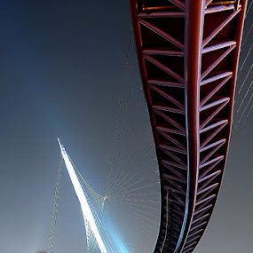 Singil bridge top by Khoirul Huda - Buildings & Architecture Bridges & Suspended Structures