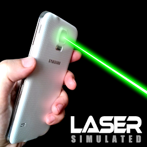 Laser Pointer X4 Simulated