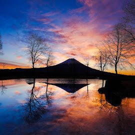 by Bernard Tjandra - Landscapes Sunsets & Sunrises