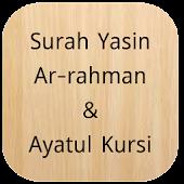 Surah Yasin,Ar-Rahman (Audio) APK for Lenovo