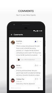 App Webnovel APK for Windows Phone