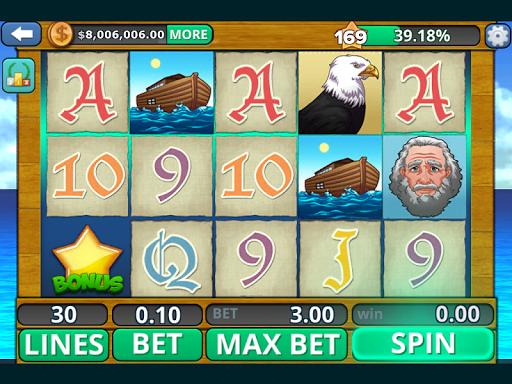 BIBLE SLOTS! Free Slot Machines with Bible themes! screenshot 6