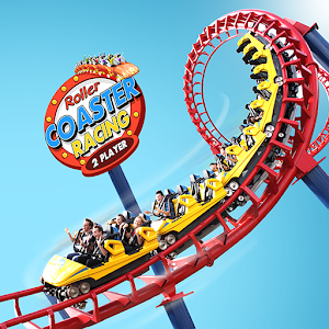 Roller Coaster Racing 3D 2 player For PC