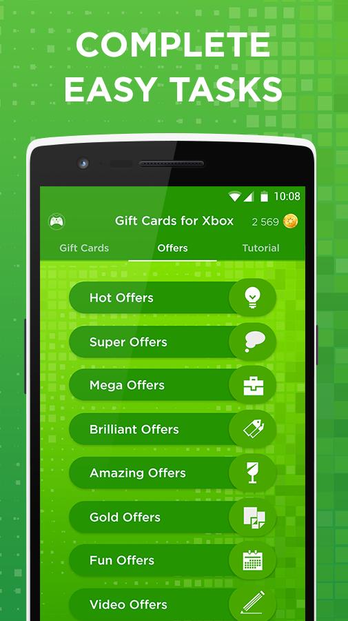 Kostenlose Geschenkkarten: Spiel und bekomme Belohnung android apps download