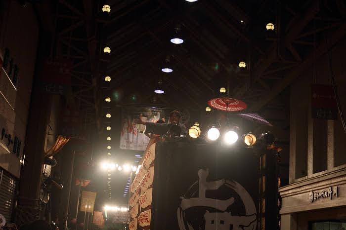 第61回よさこい祭り☆本祭2日目・はりまや橋競演場23☆上1目1435