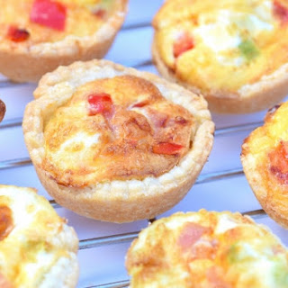 Mini Cheese Quiche Recipes