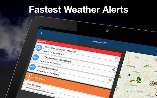 Weather by WeatherBug screenshot 12