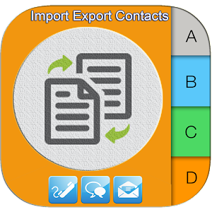 how to import contacts from google drive to android