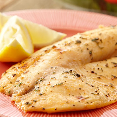Grilled Citrus Seasoned Tilapia