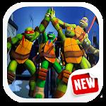 Hill Ninja Turtles Climb Icon