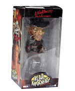 "Фигурка ""Nightmare on Elm Street 7"" Freddy Krueger Head Knocker"