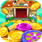 Download Coin Dozer--Las Vegas Fruit Slot Machine APK to PC