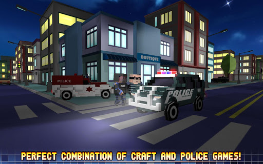 Blocky City: Ultimate Police - screenshot