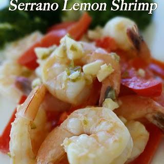 Serrano Peppers Shrimp Recipes